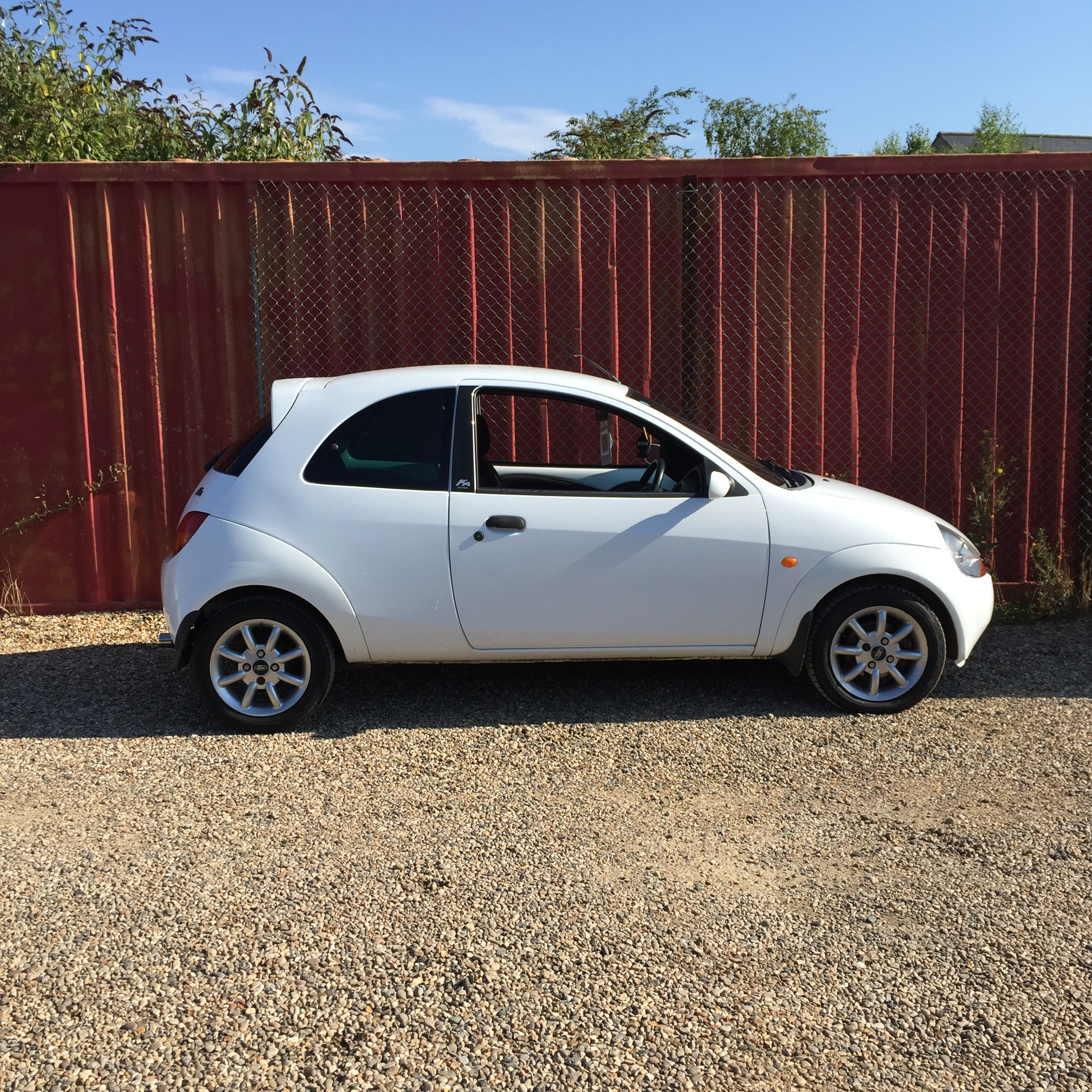 Ford Ka   Zetec For Sale